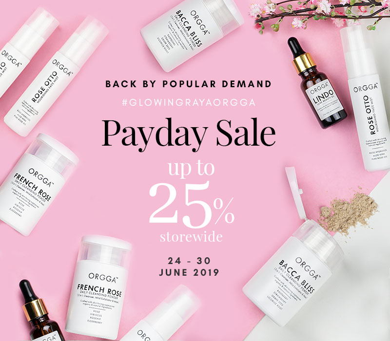 june payday sale